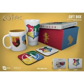 Harry Potter coffret cadeau House Pride