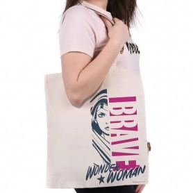Wonder Woman sac shopping Brave