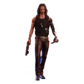 Cyberpunk 2077 figurine Video Game Masterpiece 1/6 Johnny Silverhand 31 cm