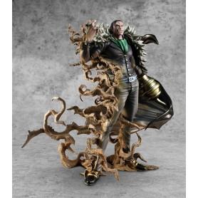 One Piece statuette PVC Excellent Model P.O.P. MAS Maximum Sir Crocodile 26 cm