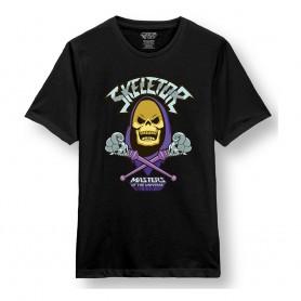 Les Maîtres de l´Univers T-Shirt Skeletor X-Staff (M)