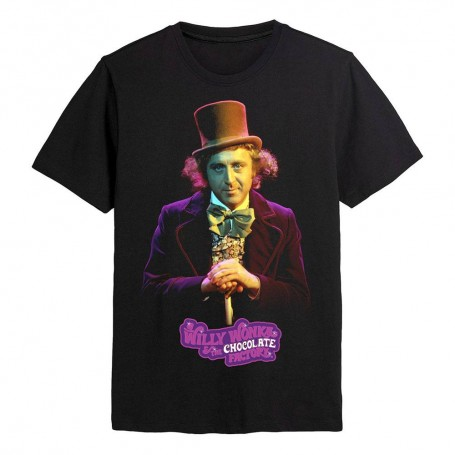 Charlie et la Chocolaterie (1971) T-Shirt Willy Wonka (L)