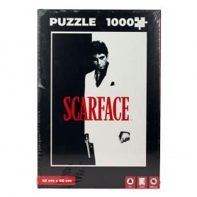 Scarface Puzzle Poster (1000 pièces )