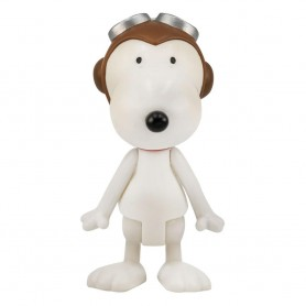 Peanuts Wave 2 figurine ReAction Snoopy Flying Ace 10 cm