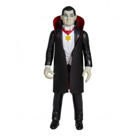 Universal Monsters figurine ReAction Dracula 10 cm