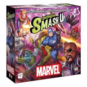 Marvel jeu de cartes Smash Up: Marvel *ANGLAIS*