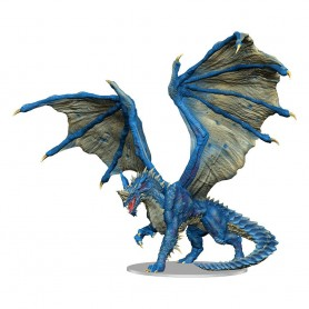 D&D Icons of the Realms miniature Premium prépainte Adult Blue Dragon