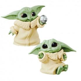 Star Wars Mandalorian Bounty Collection figurine aléatoire The Child Don't Leave ou Ball Toy