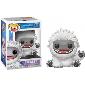 ABOMINABLE POP MOVIES - EVEREST - POP N° 817 - 10CM