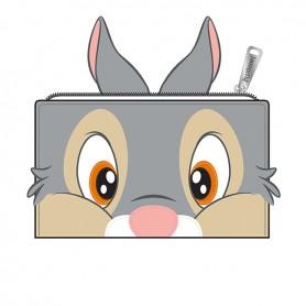 Disney Loungefly BAMBI - Portefeuille PANPAN (Thumper) - 16x10CM