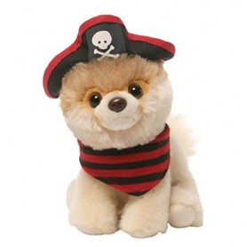 GUND Itty Bitty Boo 032 Pirate Dog Stuffed Animal Plush