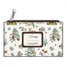 Disney Loungefly BAMBI - Portefeuille Bambi Scenes -