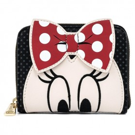 Disney Loungefly -  Portefeuille Minnie Mouse Bow -