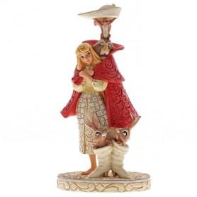 Disney traditions Aurora comme figurine de Briar Rose «pantomime ludique»- Enesco