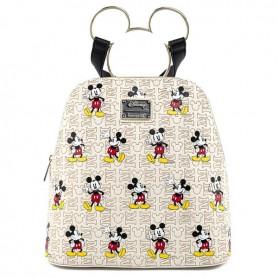 Disney Loungefly - Mini Sac À Dos Mickey Mouse Posing -