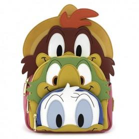 Disney Loungefly - Mini Sac À Dos Three Caballeros - 23x25x10CM