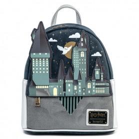 Harry Potter Loungefly - Mini Sac À Dos Harry Potter Hogwarts Castle -