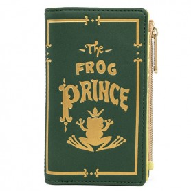 Disney Loungefly - Portefeuille Princess & The Frog Book - 13x10CM