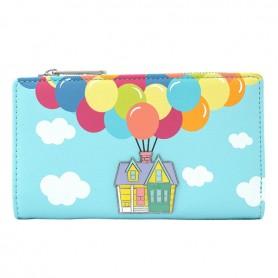 Disney Loungefly - Portefeuille La Haut Up Balloon House -