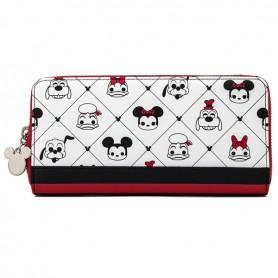 Disney Loungefly - Portefeuille Mickey & Friends - 20x10CM
