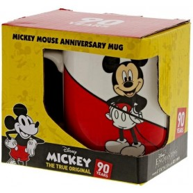Disney Enchanting Mickey Mouse 90 years 10 cm LE MUG- Enesco
