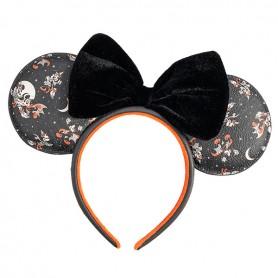 Disney Loungefly - Serre Tete Minnie Halloween Vampire