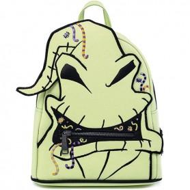 Disney Loungefly - Mini Sac A Dos Nightmare Before Christmas - Oogie Boogie Creepy Crawlies - 23x30x11CM