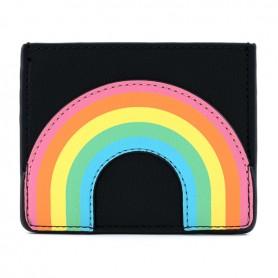 Loungefly Pride - Porte Carte Rainbow - 10x07CM