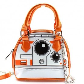 Loungefly STAR WARS - Mini Sac Bandouliere Bb-8 - 23x13CM