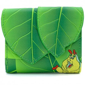 Disney Loungefly - Portefeuille 1001 Pattes - 11x09CM