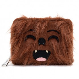 Star Wars Loungefly - Portefeuille Chewbacca - 13x10CM