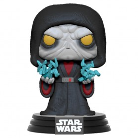 Figurine POP - Star Wars L'Ascension de Skywalker - Revitalized Palpatine