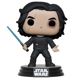 Figurine POP - Star Wars L'Ascension de Skywalker - Ben Solo avec sabre bleu