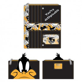 Looney Tunes Loungefly - Portefeuille Looney Tunes Daffy Duck - 16x10CM