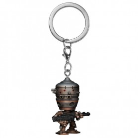 Pocket POP Porte-clé - Star Wars Le Mandalorien - IG-11