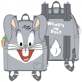 Looney Tunes Loungefly - Mini Sac A Dos Looney Tunes Bugs Bunny - 23x26x11CM