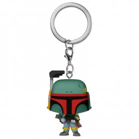 Pocket POP Porte-clé - Star Wars - Boba Fett