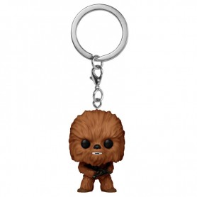 Pocket POP Porte-clé - Star Wars - Chewbacca