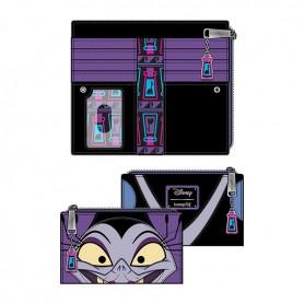 Disney Loungefly - Portefeuille Kuzco Yzma - 16x09CM