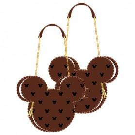 Disney Loungefly - Sac A Main Mickey Mouse Ice Cream Sandwich - 33x28x05CM
