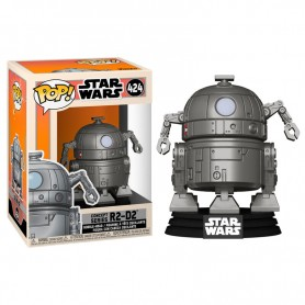 Figurine POP - Star Wars Concept Series - R2-D2