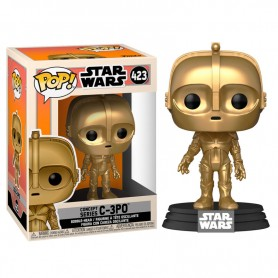 Figurine POP - Star Wars Concept Series - C-3PO