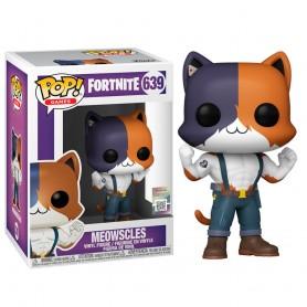 Figurine POP - Fortnite - Meowscles