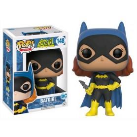 DC Comics POP HEROES - Batgirl Silver Age Exclusivité - 10CM