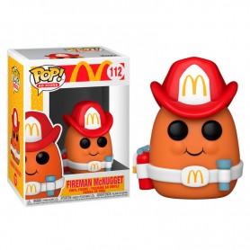 Figurine POP - McDonalds - Fireman Nugget