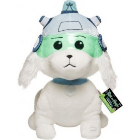 Rick & Morty peluche parlante Galactic Plushies Snowball 30 cm