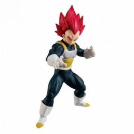 Dragon Ball Super figurine Styling Collection Super Saiyan God Vegeta 11 cm