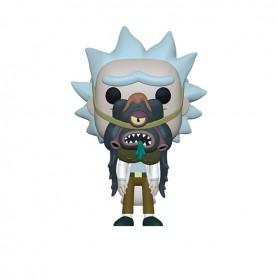 POP ANIMATION - Rick & Morty - Rick Glorzo - 10CM