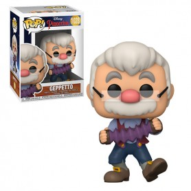 Disney Pop - Pinocchio Geppetto - 10CM