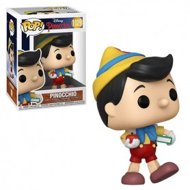 Disney Pop - Pinocchio School - Bound Pinocchio - 10CM